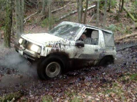geo tracker playing in the mud youtube