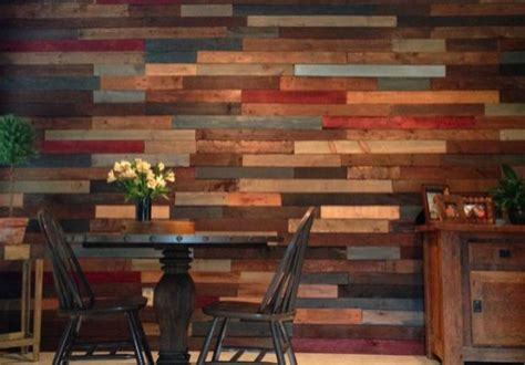 Creative Backsplash Ideas For Kitchens Pallet Wall Art Ideas Pallet Idea