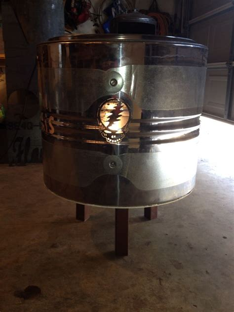 Dryer Drum Pit 80 best images about welded creations on pits custom hats and drink holder