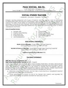 sles of resumes for teachers sles of resumes for teachers 28 images arabic resume