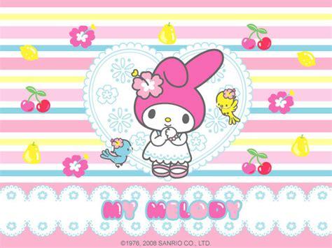 Wallpaper Gambar My Melody 2 melody 最新詳盡直擊 文 圖 影 生活資訊 3boys2girls