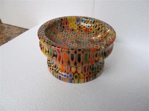 Colored Pencil Bowl By Knick Lumberjocks Com
