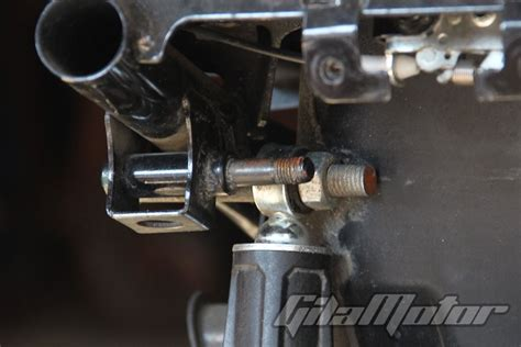 Peninggi Shock Beat Scoopy bikin bantingan suspensi nmax lebih nyaman modal rp200 ribuan tapi gilamotor