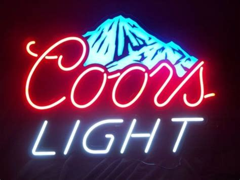 coors light bar sign 36 best images about coors signs on pinterest tins