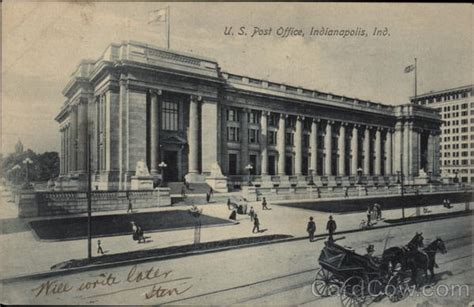Post Office Indianapolis by Us Post Office Indianapolis In