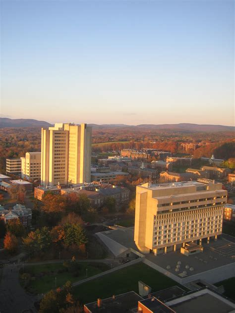 Umass Amherst Time Mba by File Umass Amherst Cus Center 2 Jpg