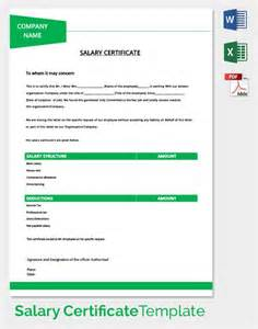 salary structure template doc 585732 salary structure template salary
