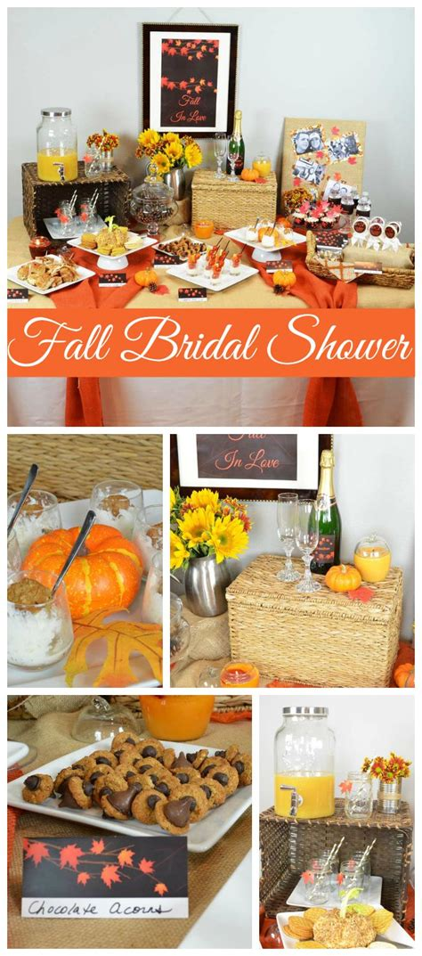 fall wedding shower decorations 25 best ideas about bridal shower fall on