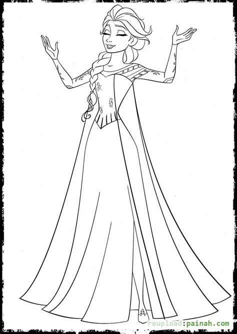 coloring pages disney princess frozen disney princess elsa coloring pages coloring pages