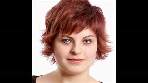 short hairstyles with bangs youtube short hairstyles for chubby faces youtube