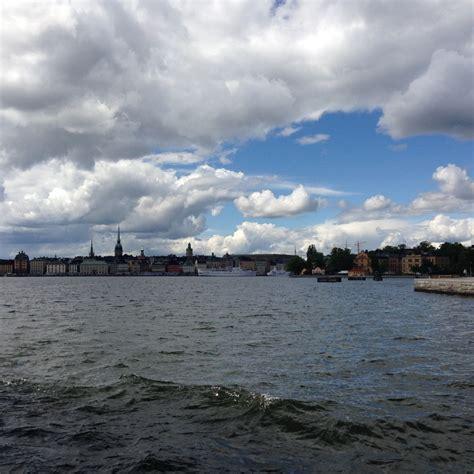 a free boat ride in stockholm stockholm on a shoestring - Boat Ride Stockholm