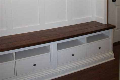 ikea hall tree bench build hall tree with hemnes from ikea diy home projects