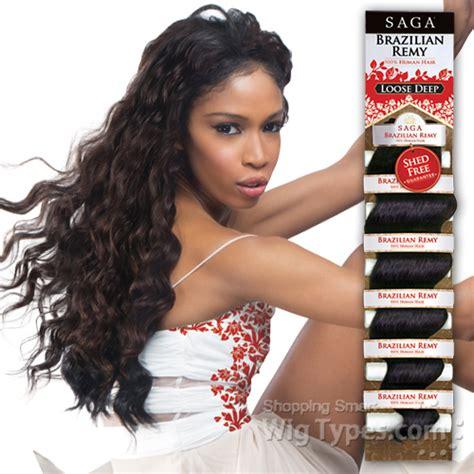 Saga Brazilian Remy Loose Deep | saga remy lace front wig wigs weaving hair remy hair