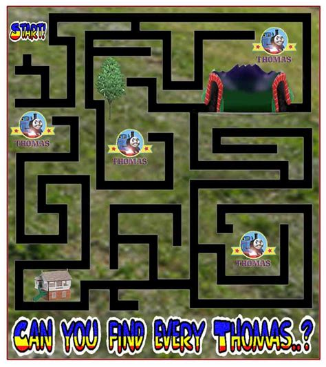 printable games online april 2010 train thomas the tank engine friends free