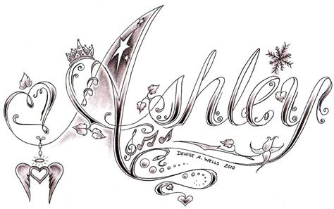 name katie tattoo designs design by a this is a design