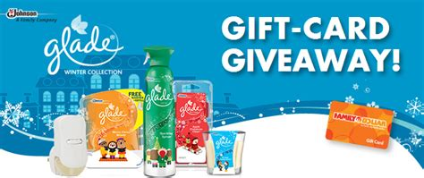 Glade Sweepstakes - family dollar glade holiday sweepstakes instant win game