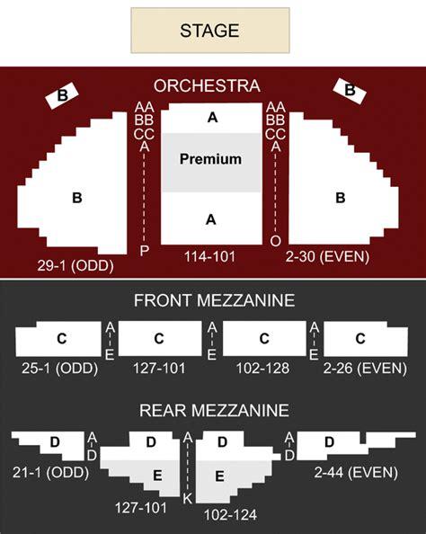 ambassador theater seating chart ambassador theater new york ny seating chart stage