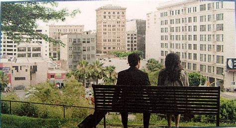 500 days of summer bench location 500 days of summer and 9 other great films the academy
