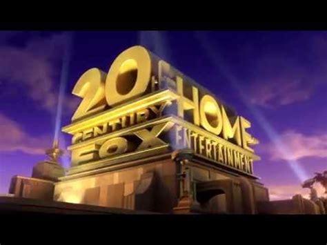 20th century fox home entertainment intro