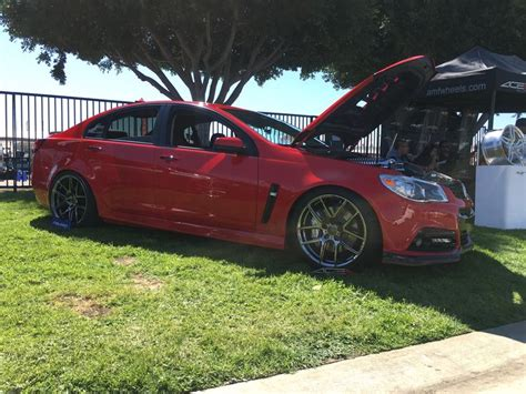 Chevrolet Wheels by Sittin In The Ace Alloy Wheel Booth Aff02 20 Inch Wheels