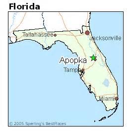 apopka florida map best places to live in apopka florida