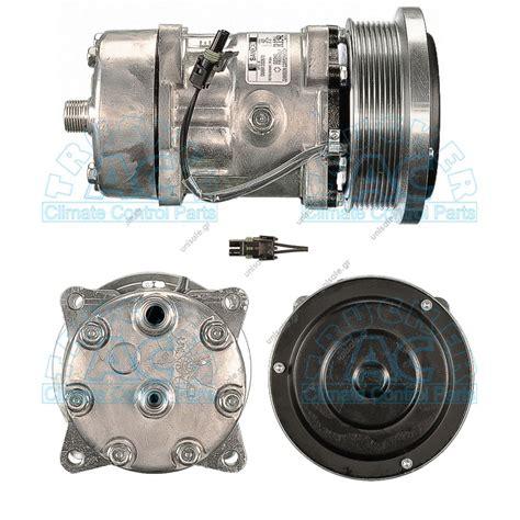 Kompresor Sanden 507 Ori Universal 1 4637 compressor sanden new u4637 7h15 12v 125mm 8v r134a rear o ring ultra heavy duty