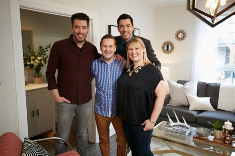 how to get on property brothers show the property brothers take this vintage home from drab to