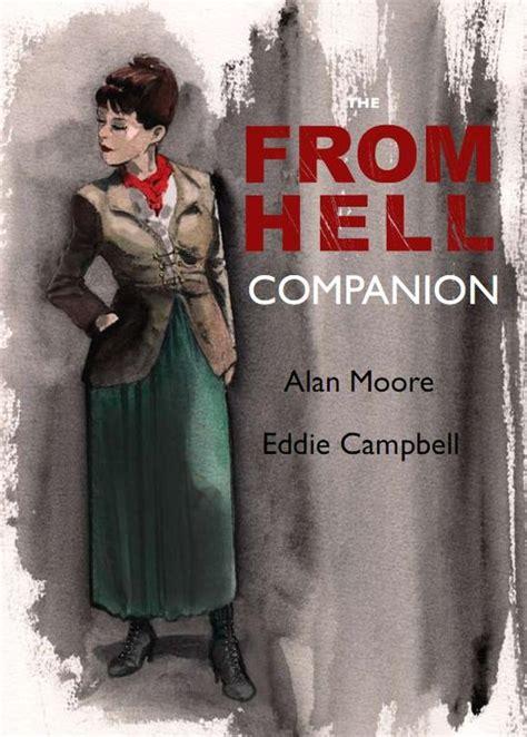 from hell companion the the from hell companion top shelf productions