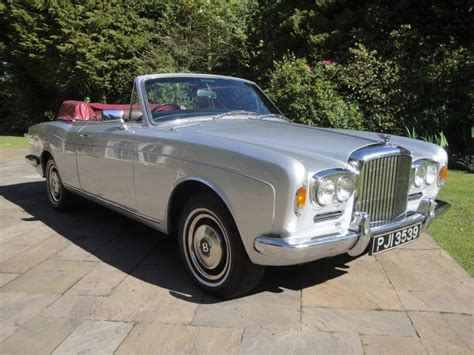 bentley corniche convertible 1971 bentley corniche convertible for sale classic car