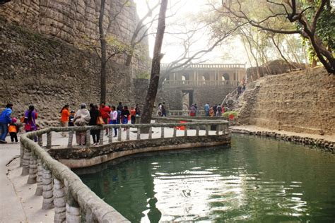 Rock Garden Tour Rock Garden Of Chandigarh We Tour India