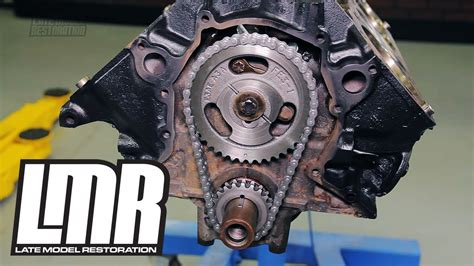 install  mustang camshaft timing chain