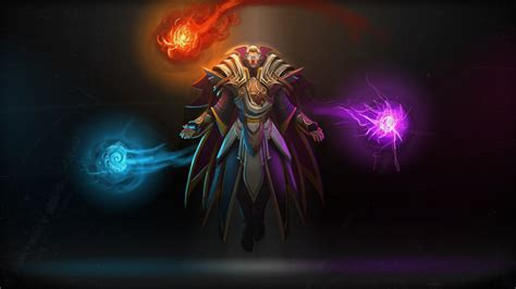 highres invoker wallpaper hd dota   desktop