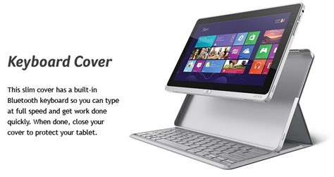 Keyboard Acer Aspire P3 acer aspire p3 131 touch pdc 1 1ghz 2gb 60gb 11 6 hd wifi win8 tablet keyboard ebay