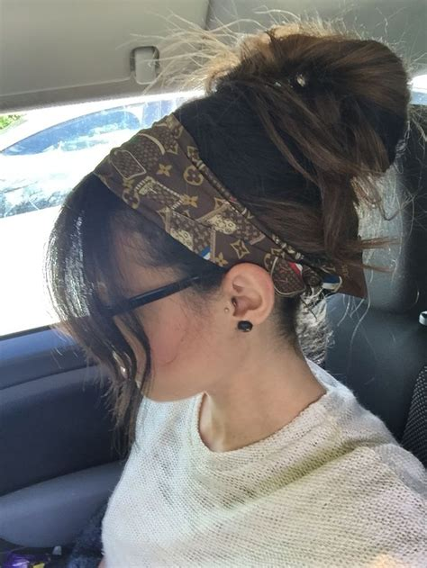 Lv Bandou 27 27 best lv bandeau images on hairstyles