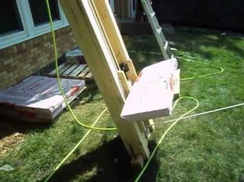 boat lift removal ideas home built roofing shingle lift youtube