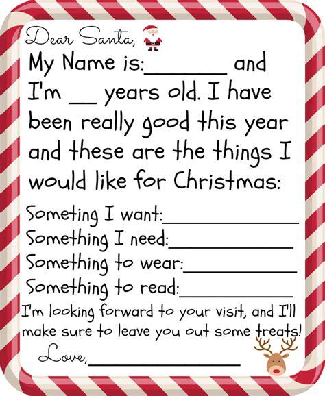 free printable religious santa letters free printable santa letter for kids