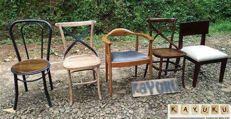 Kursi Makan Kursi Restaurant Kursi Cafe Jati Minimalis kursi cafe vintage mebel jepara furniture