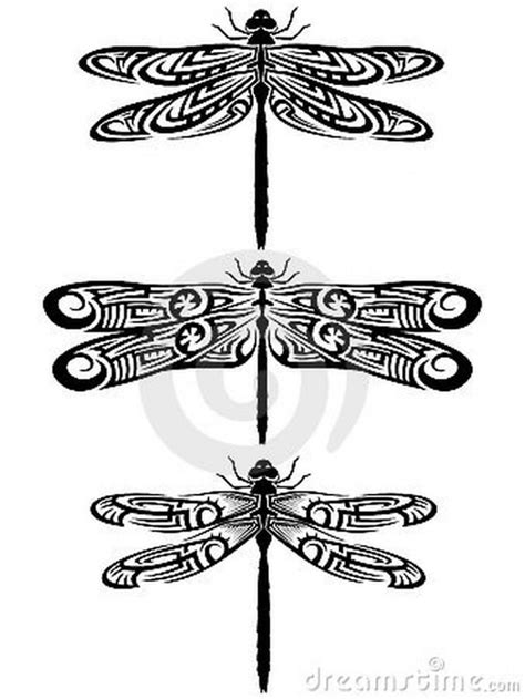 tribal dragonfly tattoo designs 24 best tribal dragonfly images on
