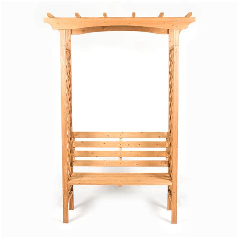 arch bench customer reviews for greenfingers bench arch