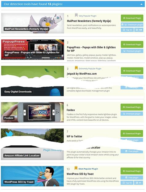detector de themes wordpress wordpress theme detector a renewed and improved theme and