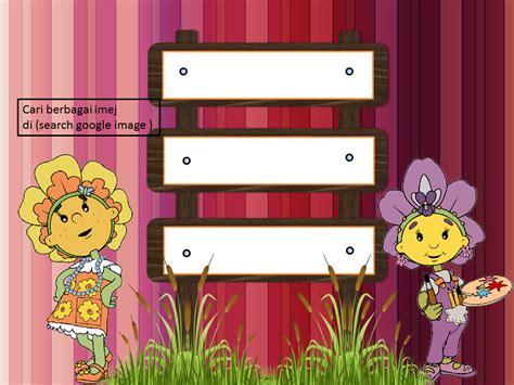 permata pintar bina border bahan bantu mengajar guna powerpoint free background ppt papan tulis download free clip art