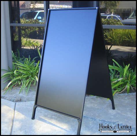 a frame folding and sidewalk signs a frame sidewalk signs folding signs sign bracket store