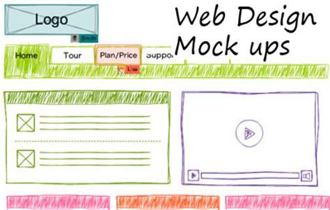 web layout mockup may 2011 web design