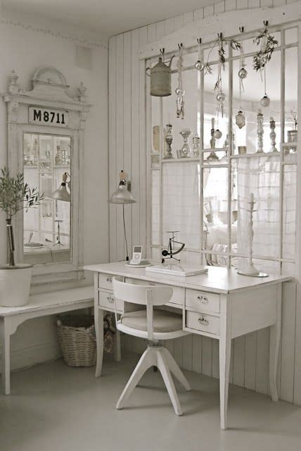 17 best images about shabby chic home office on pinterest