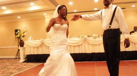 Possibly the Best Wedding Dance Ever   YouTube