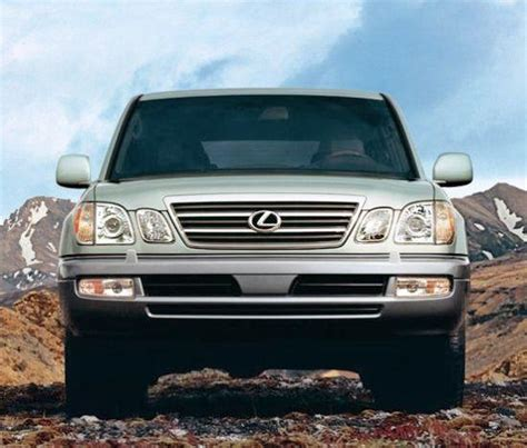 older lexus suvs pin lexus lx470 on pinterest