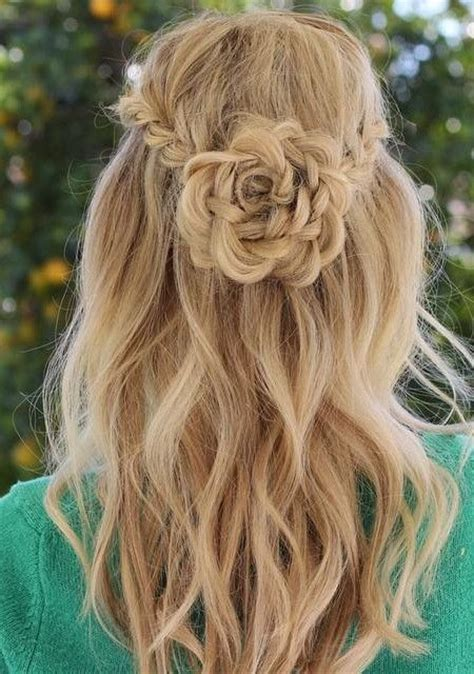 Braided Hairstyles For Hair For Teenagers by The 25 Best Hairstyles Ideas On Hair Styles