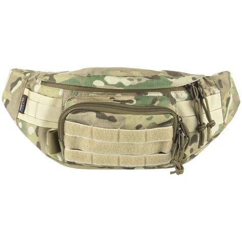 wisport gekon tactical waist pack travel molle