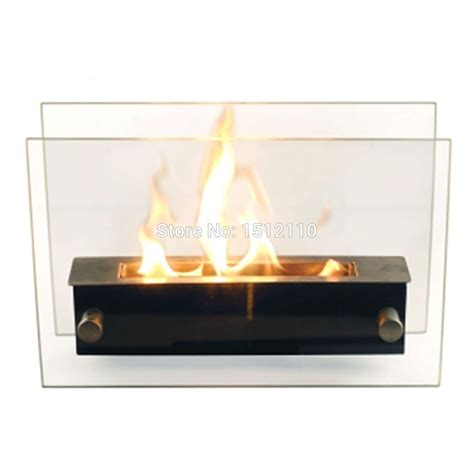 free shipping bio ethanol table top fireplace for indoor