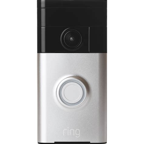 ring bot home automation doorbell cell phone